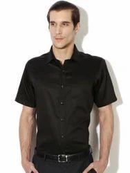 Mens Black Formal Shirts
