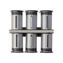 SPICE RACK 6 PCS  - W874