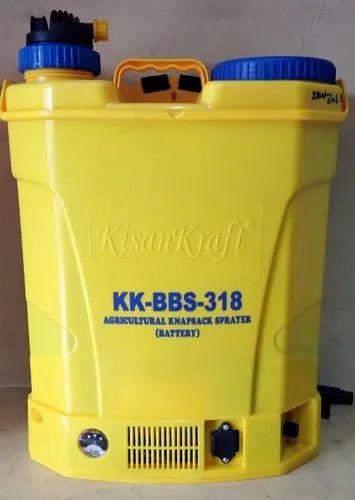 Kisankraft 2 in 1 Battery Sprayer