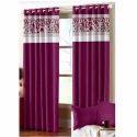 Cotton Designer Fancy Curtain, For Window
