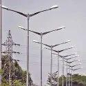PU Painted Poles