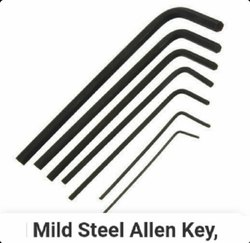 Mild steel Allen key