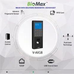 V-AX18 Fingerprint Access Control Machine