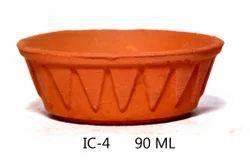 Clay Chatni Bowl(90 Ml)