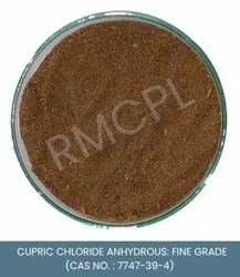 Cupric Chloride Anhydrous Powder