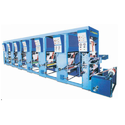 Heavy Duty Rotogravure Printing Machine