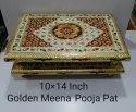 Wooden Pooja Pat