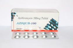 Azithromycin 100mg  Tablet