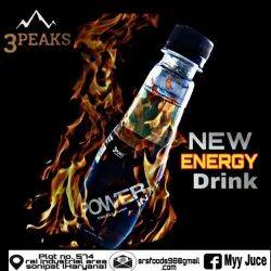 3 peaks  energy Drinks