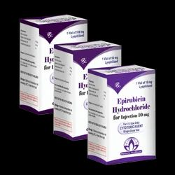 Epirubicin Hydrochloride For Injection