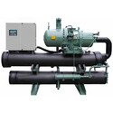 Dry Cool Sealed Air Cooled Water Chiller, Capacity: 30 Tr, Fully Automatic