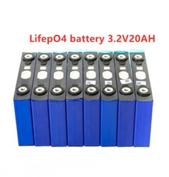 Explore Energies  3.2V 20AH LFP Battery