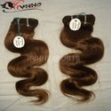 Indian Remy Human Hair Machine Weft