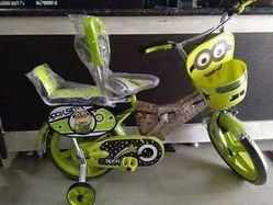 Rockstar 10 Inches Kids Basket Bicycle