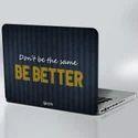Makimus Designs Self-adhesive Motivational Quotes Laptop Skin