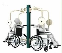 Handicapped Outdoor Gym Equipments