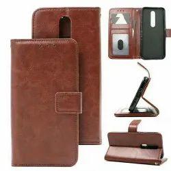 Vintage Premium Leather Flip Cover Samsung Galaxy A30
