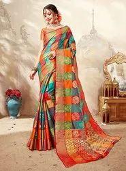 Designer Silk Patola Saree