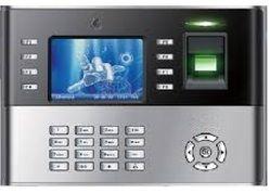 Fingerprint Base Access Control System, I Clock 990