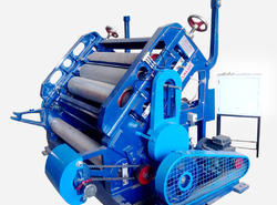 Corrugated Board Making Machine