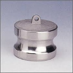 Type DP Dust Plug For Use with Couplers Camlock Coupling