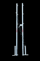 Metco Volley Ball Pole Removable