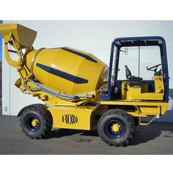 Self Loading Concrete Mixers Rental