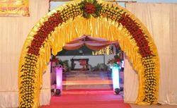 Wedding decoration in nashik wedding main gate decoration junglespirit Image collections