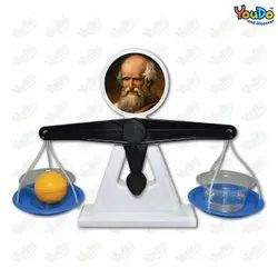 Concept of Buoyancy and Archimedes Principle
