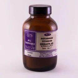 Potassium Titanium Oxalate AR