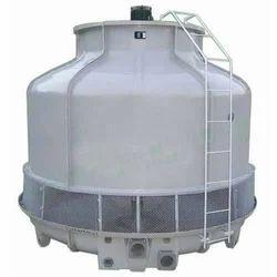 Fiberglass Cooling Tower, Capacity (litre/sec): 35000