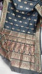 Premium Quality Silk Baluchuri Saree (Not Pure)