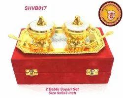 2 Dabbi Supari Set