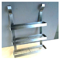 Stainless Steel Wall Mounted Rack