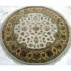 Fancy Round Carpet