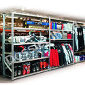 Stainless Steel Clothes Shelves