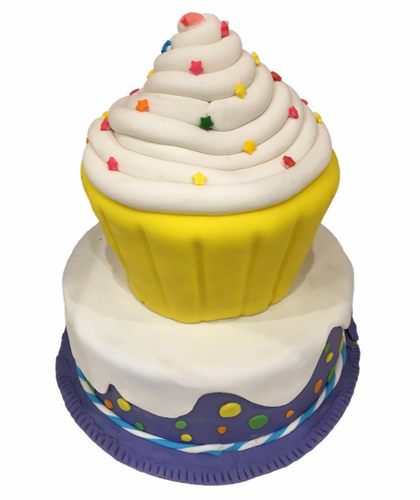Muffin Shape Cake Full Fondant