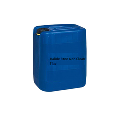 Halide Free Non Clean Flux