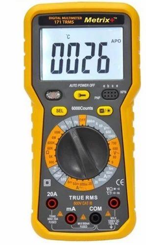 Multimeter New Digital Multimeter Manufacturer From Pune