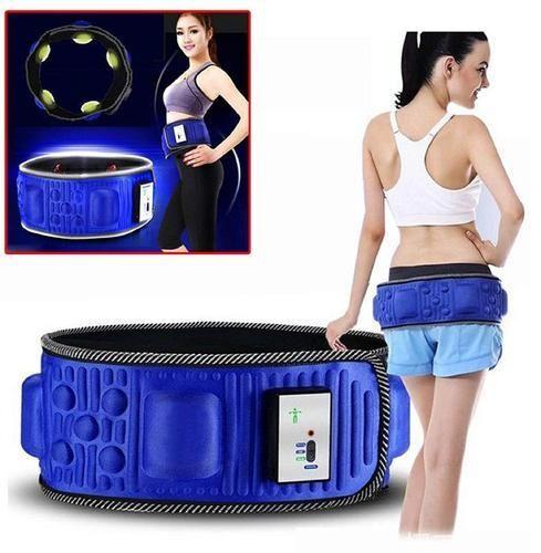 8baab5ebcc Blue Techtest Massager Slimming Belt