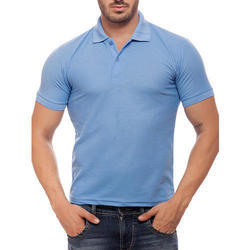 Multicolor AISHWARYAM POLO NECK T-SHIRTS, Use: REGULAR