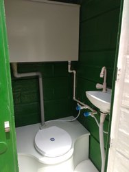 SNSFT-D Western FRP Toilet