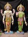 Laxmi Narayan Marble Statue
