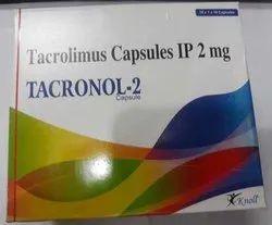 Tacrolimus Capsules IP 2 Mg