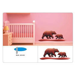 Bear Wall Decor