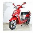Electric Red Oreva E-bike Alish