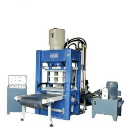 Semi Automatic Hollow Block Making Machine