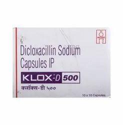 Dicloxacillin Sodium Capsules
