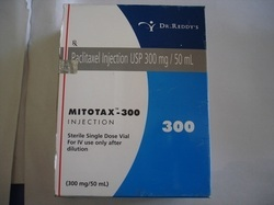 Mitotax 300mg Injection (available 30/100/110/250/300mg)