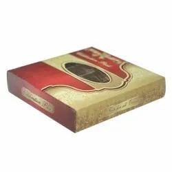 Duplex Board Rectangle Sweet Printed Packaging Box, Weight Holding Capacity (kg): < 5 Kg